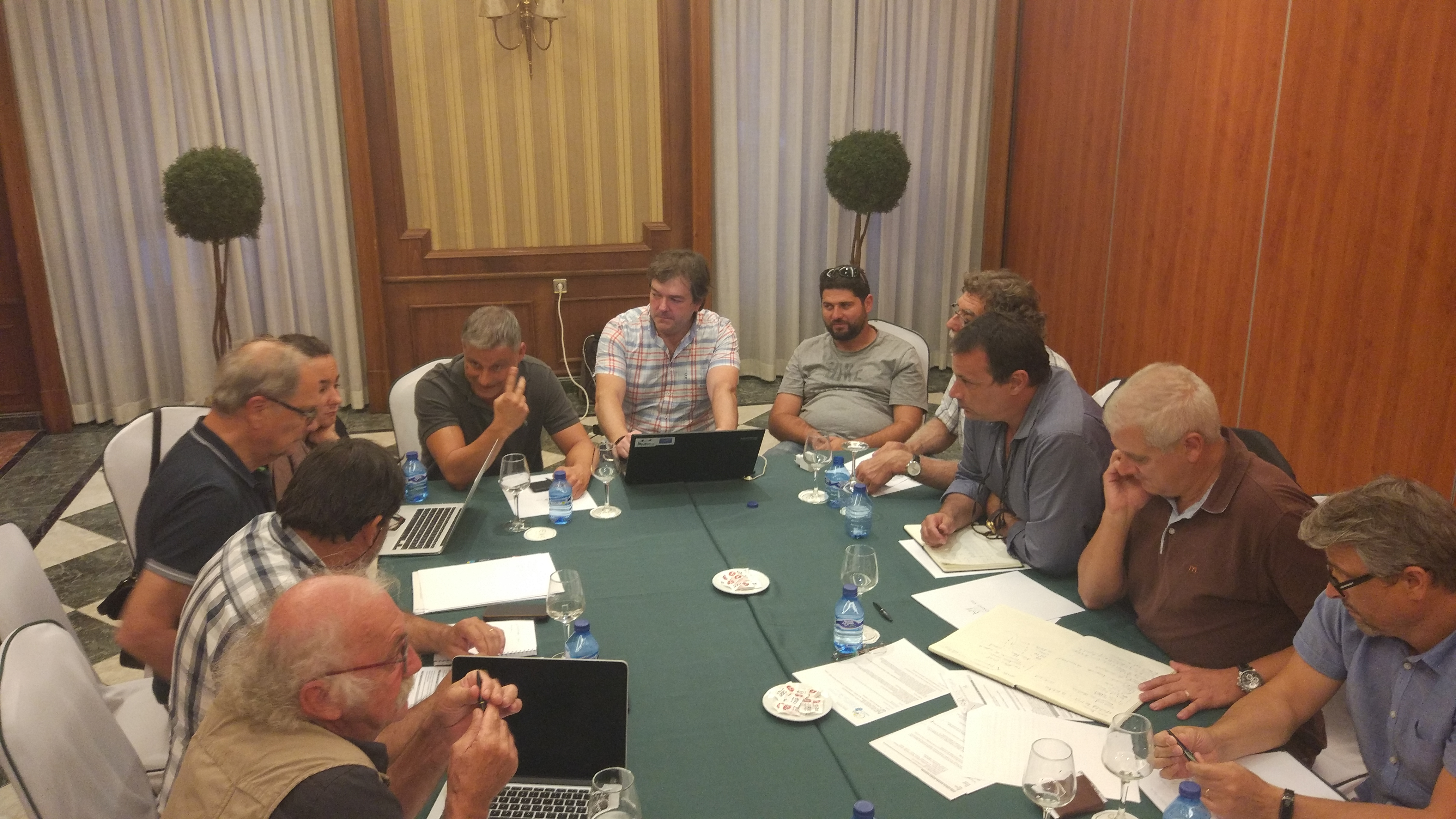 Coordination meeting