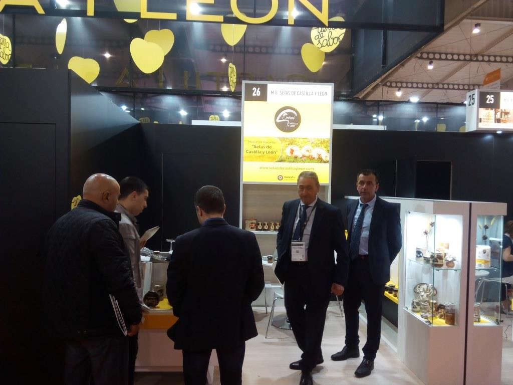 Promotion of the guarantee label  in the main national gastronomic events.