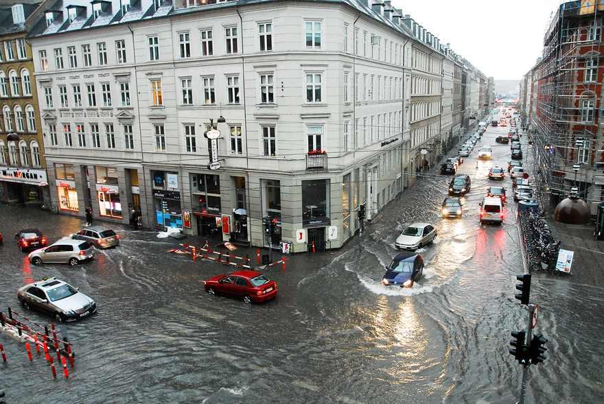 2020 Cloudburst Rain Events.Cloudburst Management Plan Copenhagan Thinknature Platform
