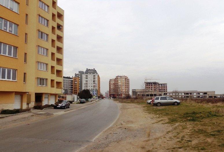 Urban sprawl, Sofia