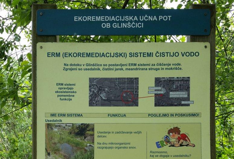 Water Retention Reservoir - Podutik