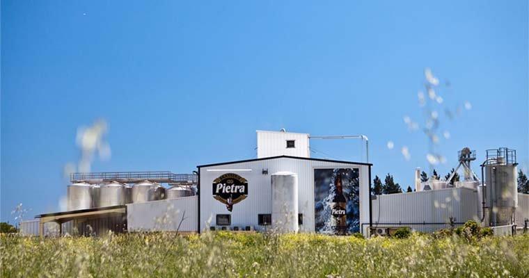 Pietra brewery