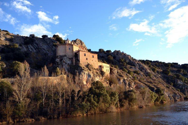 Hermitage of San Saturio, Soria