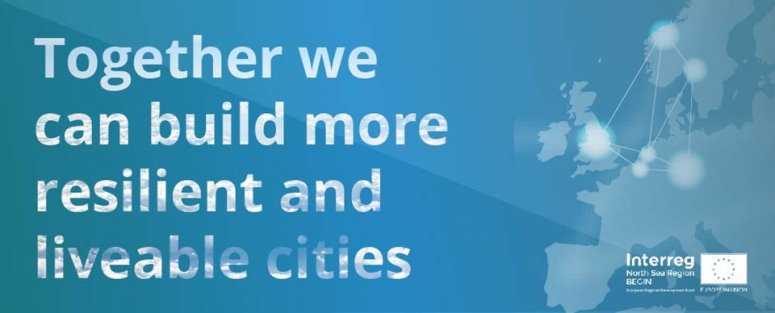 Together we can build more resilient and liveable cities