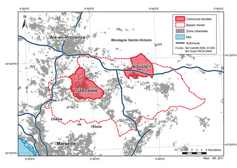 Methodology for taking soil into account in urban planning documents: implementation in two municipalities of the Provence mining basin