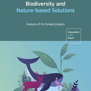 Biodiversity and nature-based solutions: report on analysis of EU-funded projects