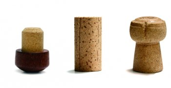 Fig. 1. Different wine stoppers.
