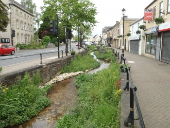 River Somer Channel Enhancement - credit to Dominic Longley