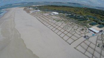 ReDuna aerial view