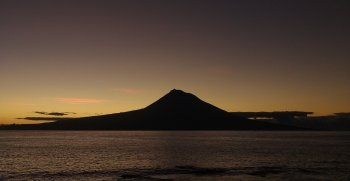 The Faial-Pico Channel, source: Hugh McDonald