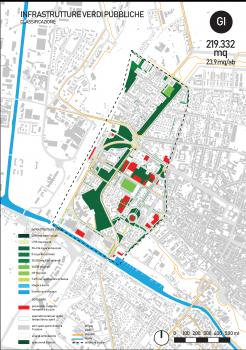 Green Infrastructure in urban area