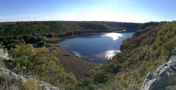 Lake Brljan, National Park Krka
