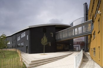Redland Green School - credit to BDP