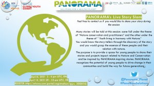 PANORAMA's Live Story Slam Event