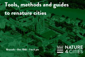 Tools, methods and guides to renature  cities