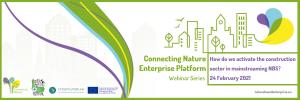 Nature-based Economy Webinar Series