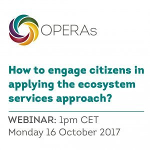 How to engage citizens in applying the ecosystem services approach?