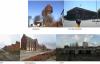 Structures in Spoor Noord: Credit City of Antwerp